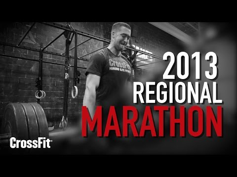 2013 Regional Marathon