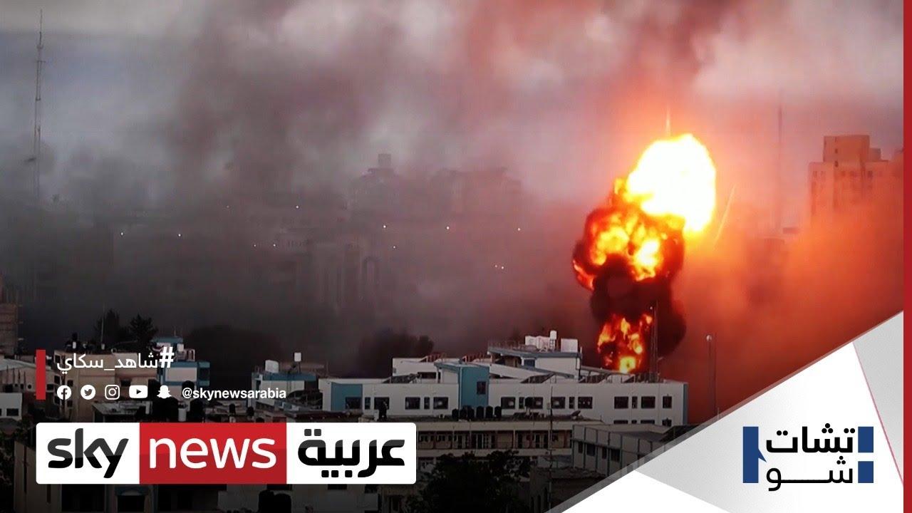 تغطية مباشرة – الجيش الإسرائيلي يحشد قرب حدود غزة  - نشر قبل 43 دقيقة