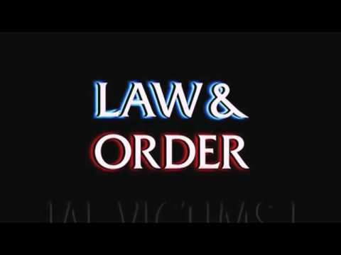 REDUBBED: EXCLUSIVE NEVERBEFOREHEARD LAW & ORDER VOICE OVER