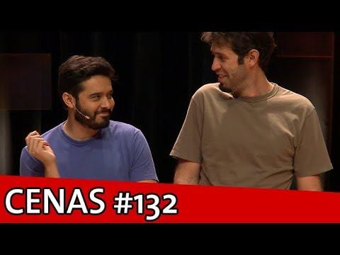 IMPROVÁVEL - CENAS IMPROVÁVEIS #132