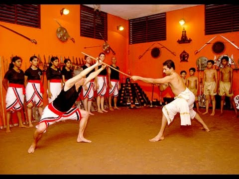 ancient martial art dance