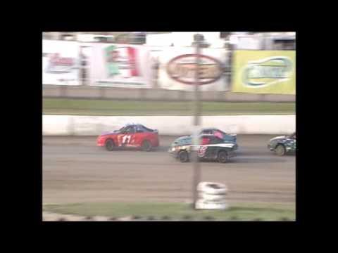 Eagle Raceway Sport Compact Heat 1 on 8-6-16