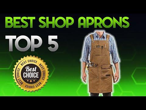 Best Shop Aprons 2019 - Shop Apron Review