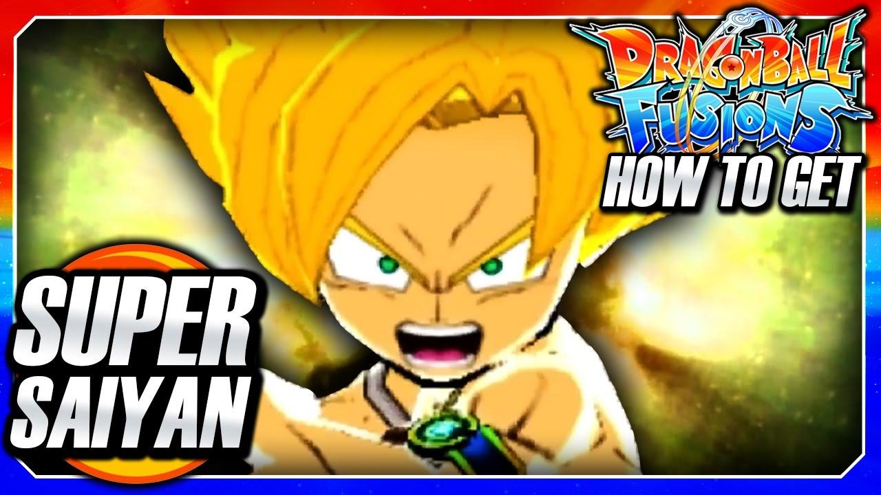 Dragon Ball Fusions 3DS English Guide How To Unlock Super Saiyan Skill Transform