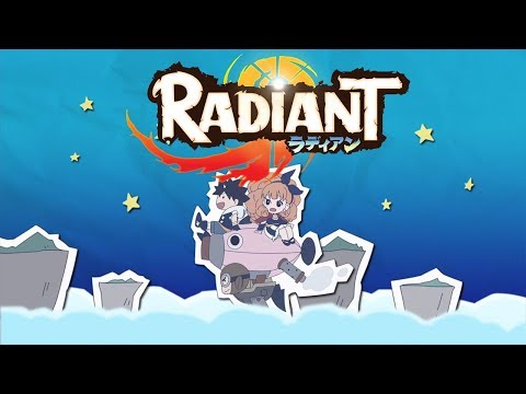 RADIANT - Official Ending Mp3