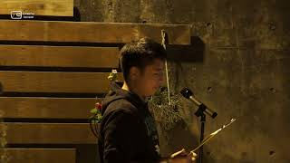 Poetry Club Cafe Reading :: Open Mic :: Jason Lee
