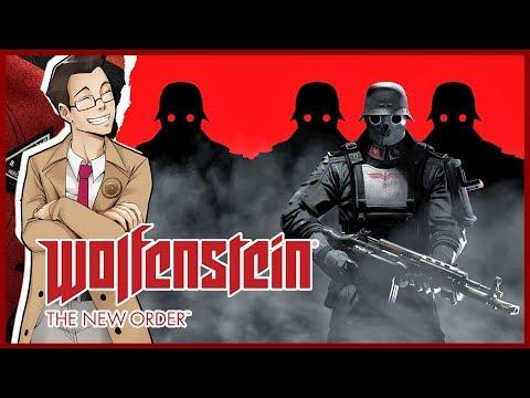 """Wolfenstein: The New Order (Stream)   """"End of an Era""""   Part 1"""