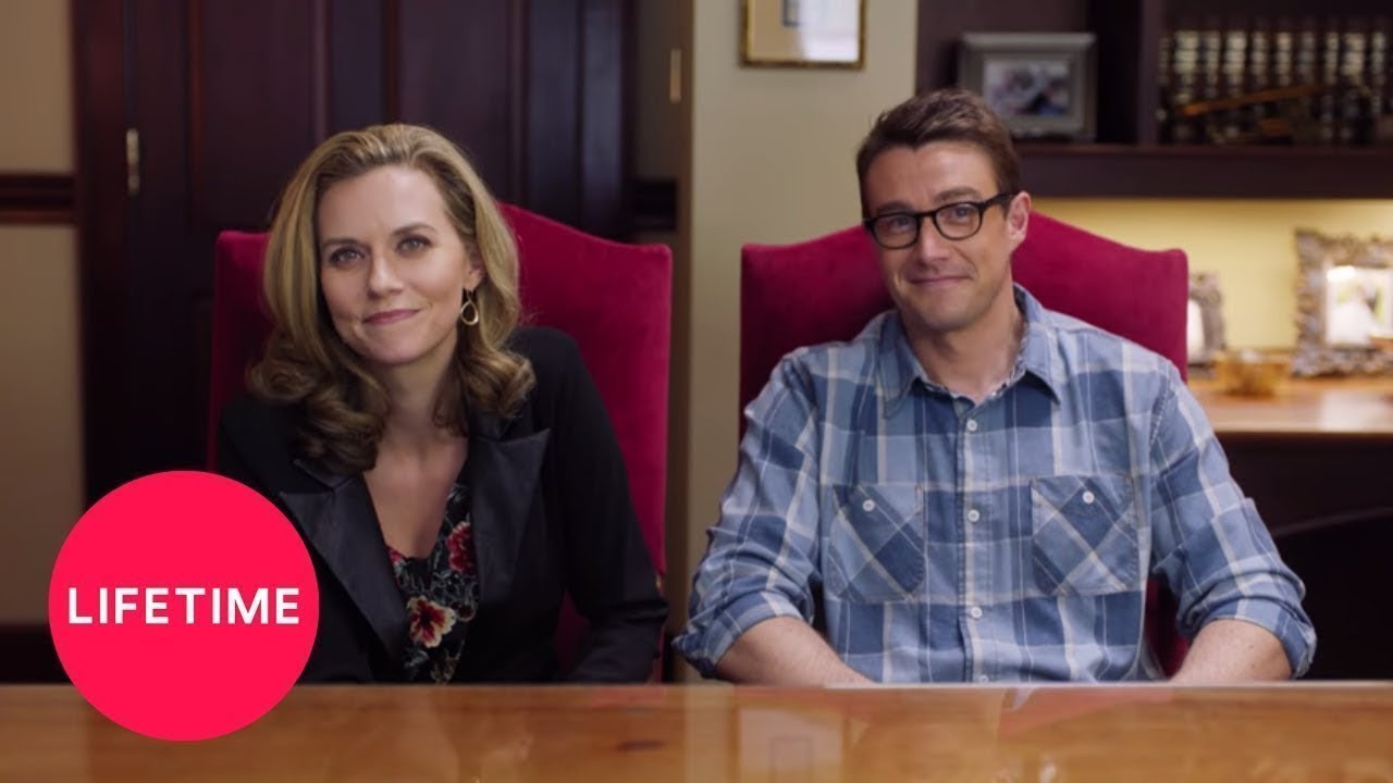 Christmas Contract.The Christmas Contract Sneak Peek Ft Hilarie Burton Robert Buckley November 22 Lifetime