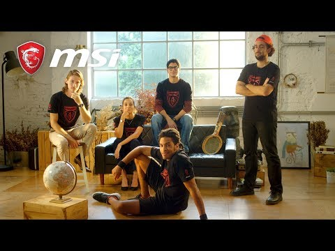 With MSI Gaming Notebook, Be a True Gamer|MSI