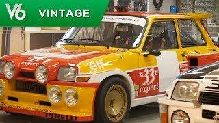 La R5 la plus rapide - Les essais Vintage de V6