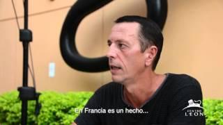 Centro León. Entrevista a Alex Jacquemin