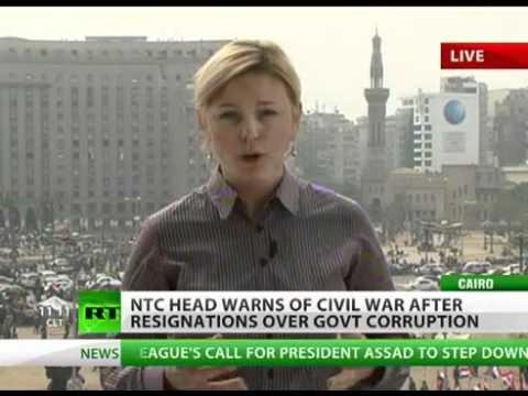 Green Libya Strikes Back : Bani Walid