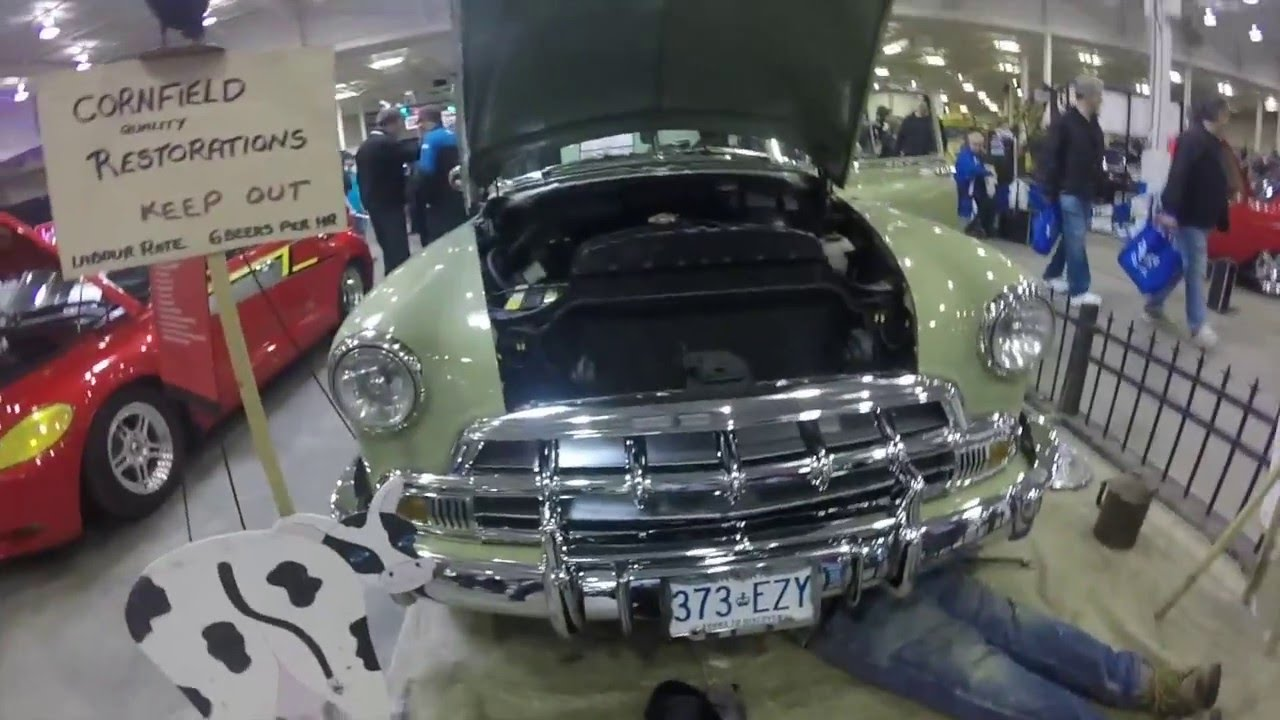 2016 Motorama Car Show Youtube