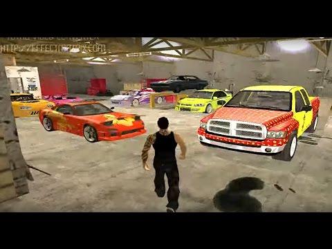 GTA San andreas 2Fast 2Furious Mode