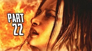 The Evil Within Walkthrough Gameplay Part 22 - Blood Man Boss (PS4)