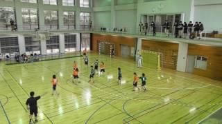 関東学連ハンドボール2017.4.15 vs昭和薬科大学④