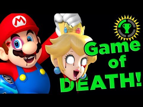 Thumbnail: Game Theory: Why Mario Kart 8 is Mario's DEADLIEST Game!