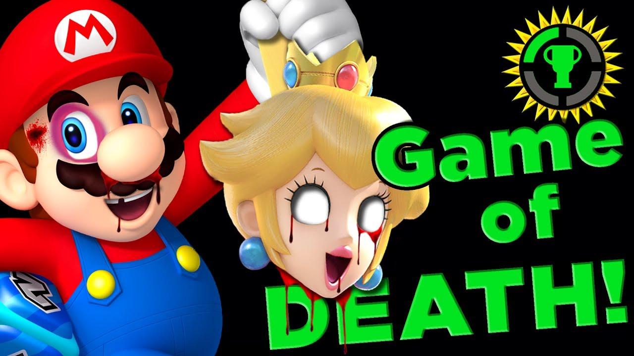 game theory why mario kart 8 is mario s deadliest game youtube