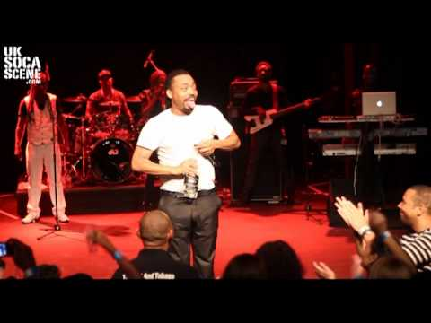 Machel Montano LIVE @ Tricycle Theatre London
