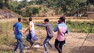Assamese new year party at kohora