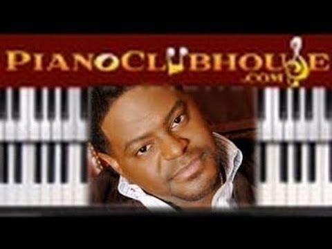 YOU REIGN - William Murphy (easy gospel piano lesson tutorial) w/LYRICS