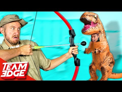 SEARCH and DESTROY | T-Rex ATTACK!