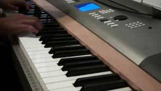Crush: David Archuleta (piano Cover)