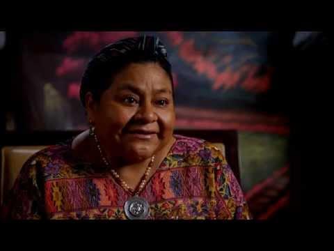 Rigoberta Menchú - Advice for Latinas