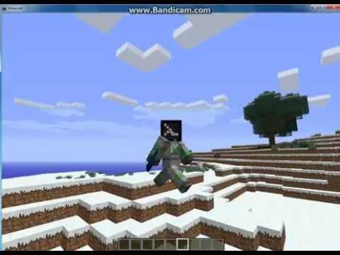 Ники со скинами в Minecraft