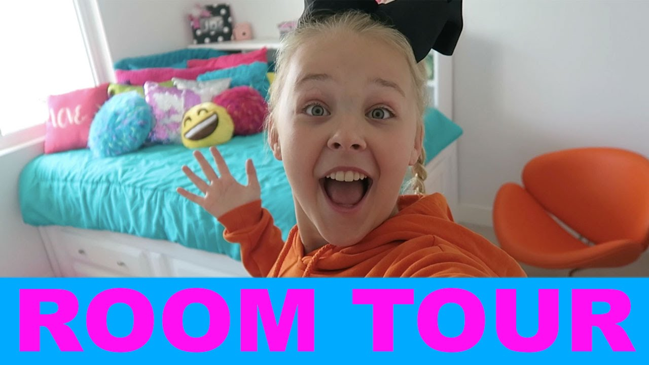 Room Tour Jojo S Juice Youtube