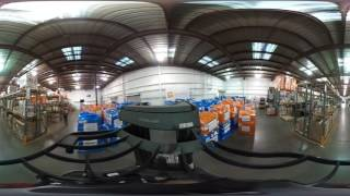 82 Tons of Medical Aid for Haiti (360 Video)