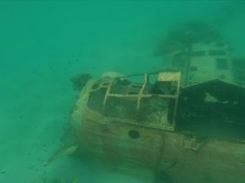 CNET News - Underwater robots helping find missing WWII planes, airmen