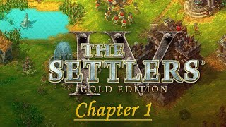 The Settlers IV, Tutorial Chapter 1