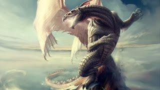 Раса драконов Тайны мира Китайский дракон Древние фрески Шумерские статуэтки