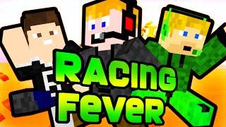 Minecraft - Racing Fever [EZ ÍRTÓ KEMÉNY MENET!!!]
