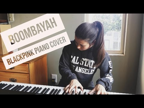 BLACKPINK - BOOMBAYAH (붐바야) // Piano Cover