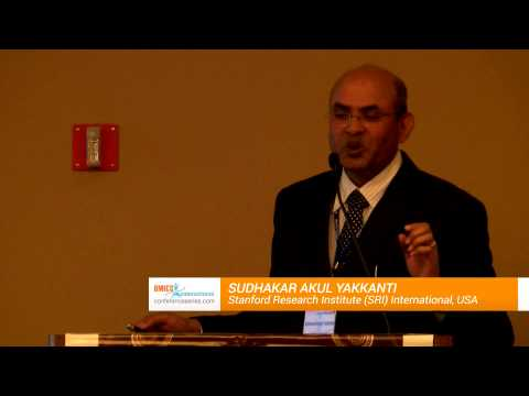 Sudhakar Akul Yakkanti | Stanford Research Institute (SRI) International | USA | Metabolomics 2014