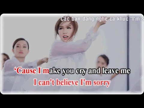 [Beat] I'm Sorry Babe - Bảo Thy