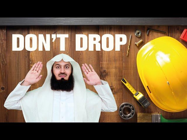 Drop One, Drop Them All - Mufti Menk