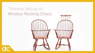 Windsor Rocking Chairs: Timeless Beauty (Country Style for the Modern Home)