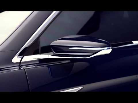 A Look At The New Lincoln Continental Concept Car Youtube