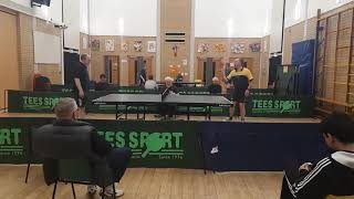 Bath Closed Singles finals - Table Tennis Feb 2019