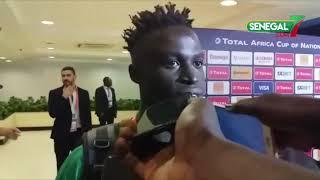 Krépin Diatta: Pour moi le plus important c'est de gagner le match