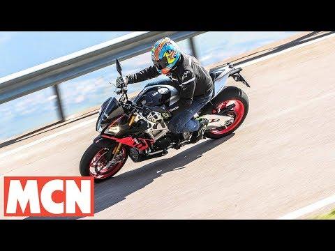 2019 Aprilia Tuono V4 1100 Factory review   MCN   Motorcyclenews.com