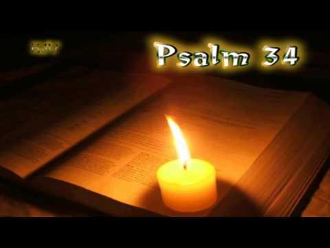 (19) Psalm 34 - Holy Bible (KJV)