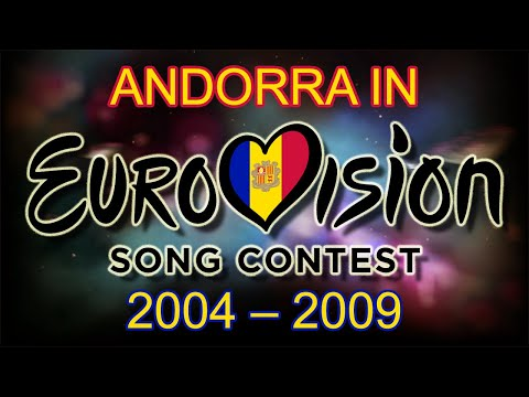 Andorra in Eurovision Song Contest (2004-2009)