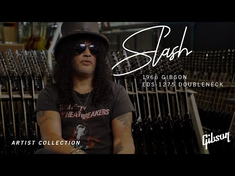 Kenny Young - Slash And Gibson Team Up For Another Signature Guitar
