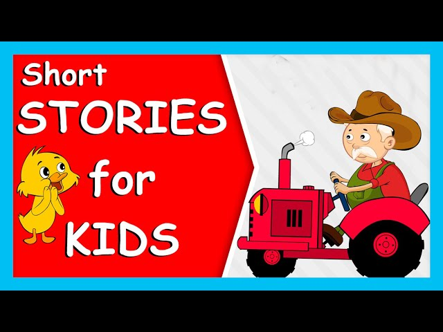 STORIES for KIDS (13 Moral Stories) | Little Red Riding Hood and more