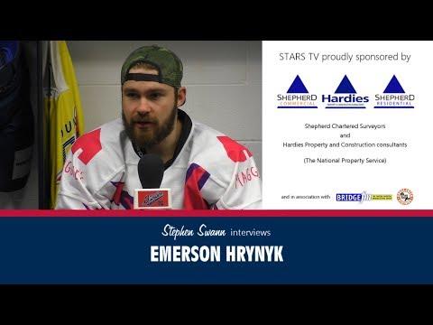 Emerson Hrynyk interview