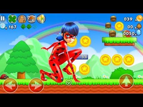 LadyBug - Juegos Divertidos Para Niños - Miraculos Lady Boom
